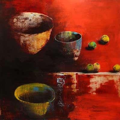 Anne BREROT - Galerie Claudine Legrand