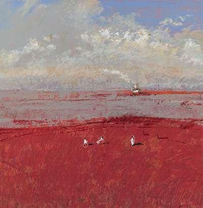 Laurent HOURS - Galerie Claudine Legrand