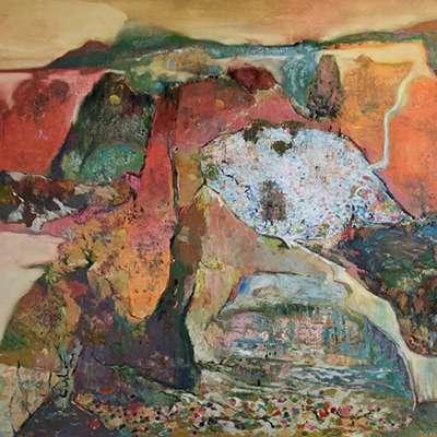 Ghotbaldin - Galerie Claudine Legrand - Ghotbaldin