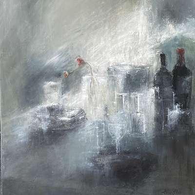 Christine TROUILLET - Galerie Claudine Legrand