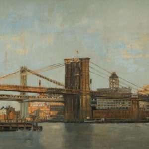 East River au couchant