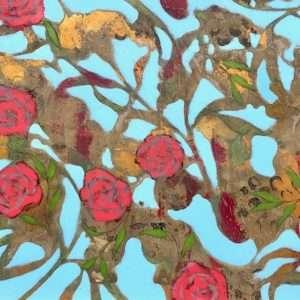 Roses éparses