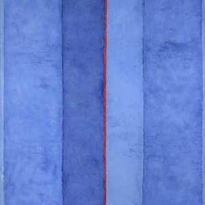 Theophanie bleu