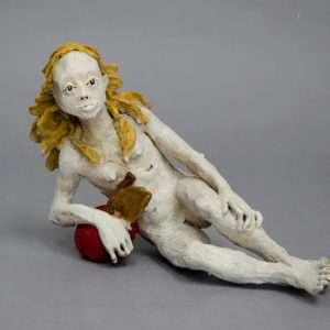 Eva avec la pomme